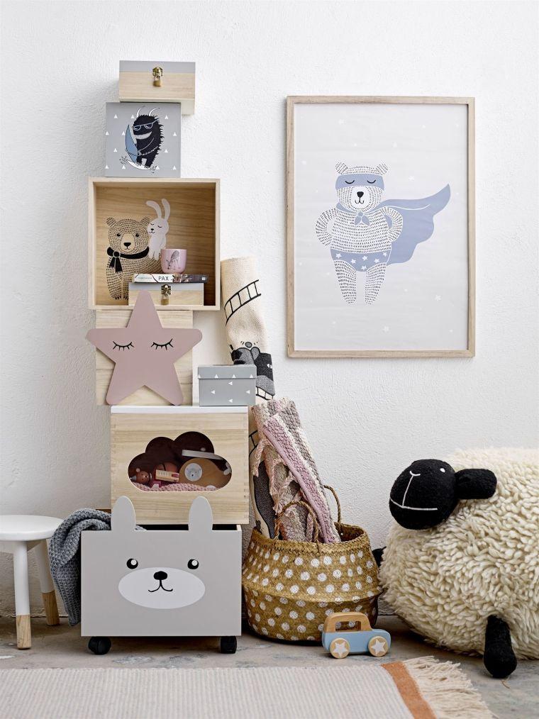 7b23e061a28e Ďalším praktickým doplnkom do detskej izby je práve milá lampa alebo  svetielko